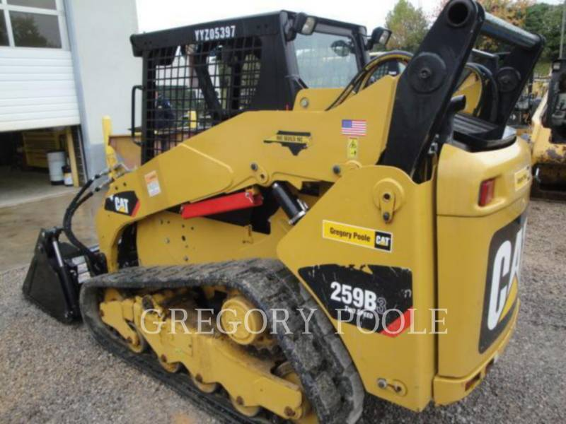 CATERPILLAR PALE CINGOLATE MULTI TERRAIN 259B3 equipment  photo 2