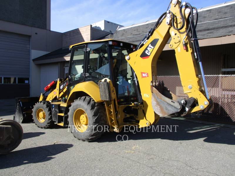 CATERPILLAR BACKHOE LOADERS 420F24ETCB equipment  photo 5