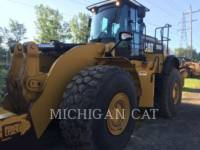 CATERPILLAR CARGADORES DE RUEDAS 980K LC equipment  photo 7