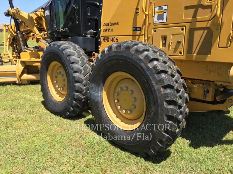 CATERPILLAR MOTORGRADER 140M2 equipment  photo 9