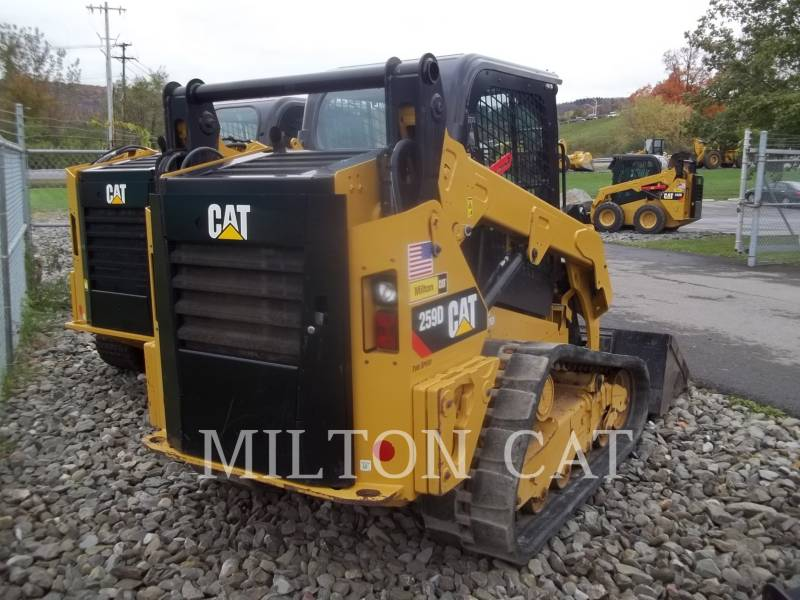 CATERPILLAR 多様地形対応ローダ 259D equipment  photo 3