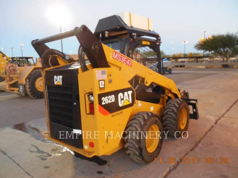 CATERPILLAR スキッド・ステア・ローダ 262D XPS equipment  photo 2