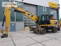 CATERPILLAR EXCAVADORAS DE RUEDAS M318DMH equipment  photo 3