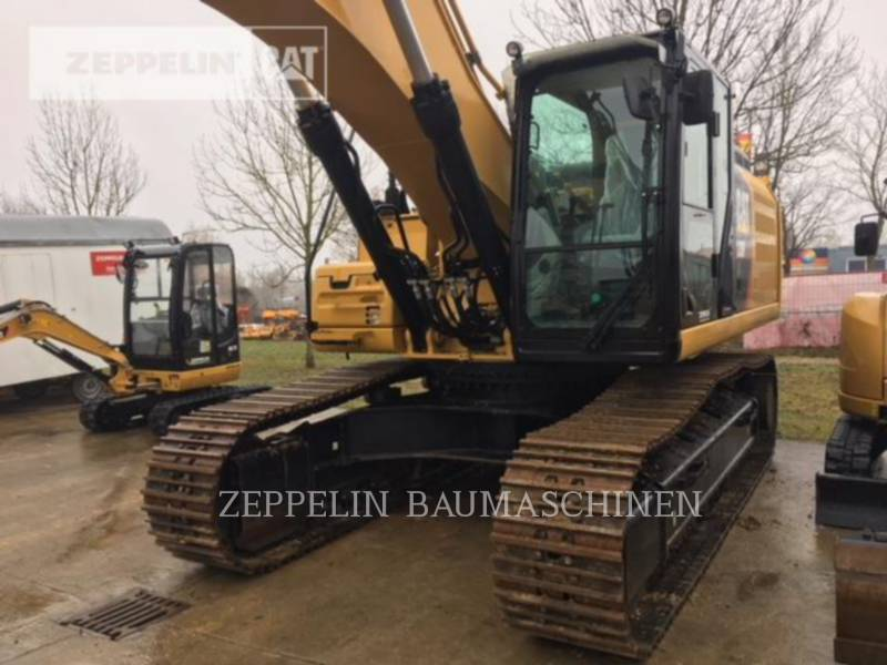 CATERPILLAR PELLES SUR CHAINES 336FLNDCA equipment  photo 5