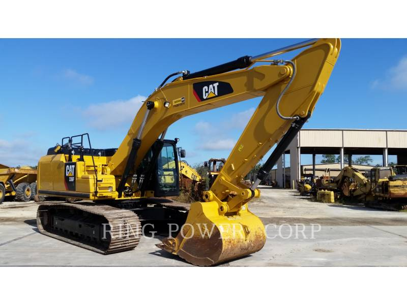 CATERPILLAR PELLES SUR CHAINES 336FL equipment  photo 2