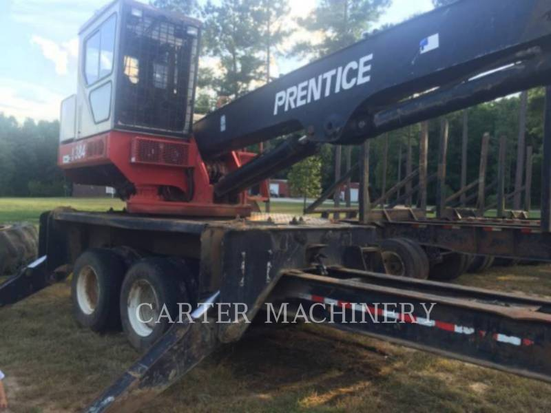 PRENTICE CARGADOR FORESTAL PRE 384TMS equipment  photo 3