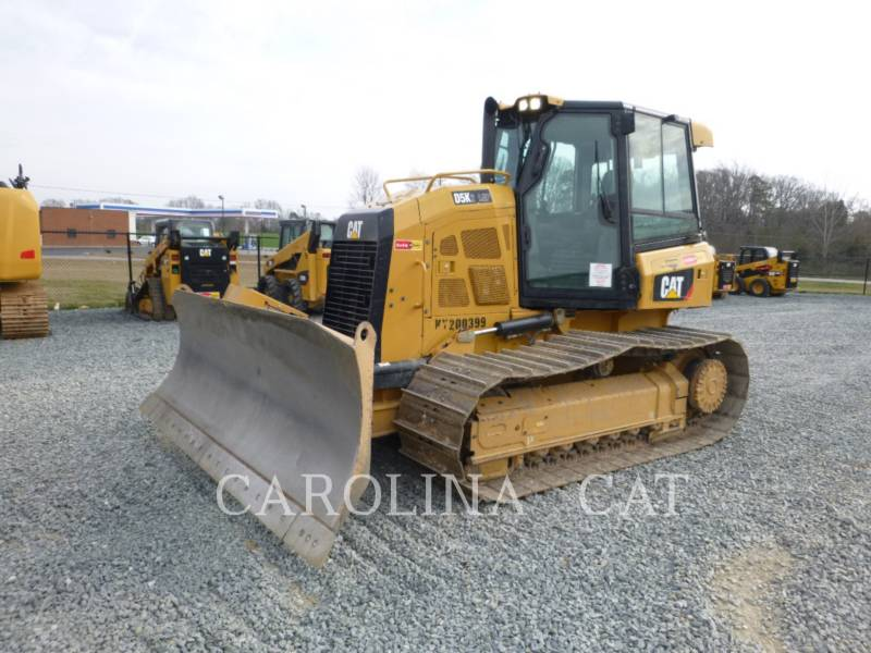 CATERPILLAR TRACTORES DE CADENAS D5K2 LGPCB equipment  photo 1