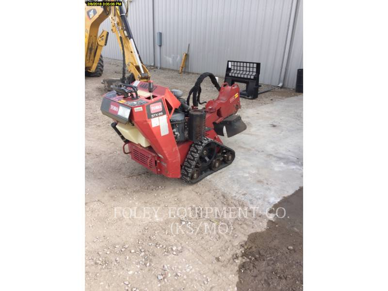 TORO COMPANY INNE STX-26 equipment  photo 2