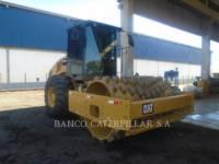 Equipment photo CATERPILLAR CP54B VIBRATORY SINGLE DRUM PAD 1