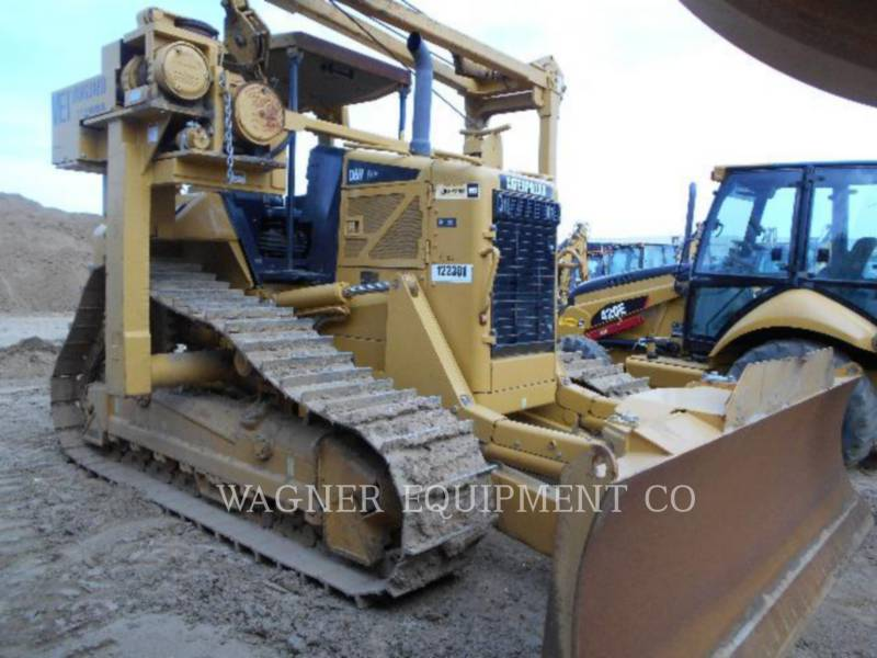 CATERPILLAR TRACK TYPE TRACTORS D6N LGP PL equipment  photo 3