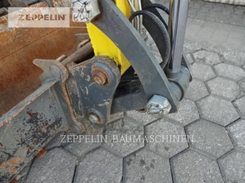 WACKER CORPORATION KETTEN-HYDRAULIKBAGGER EZ80 equipment  photo 13
