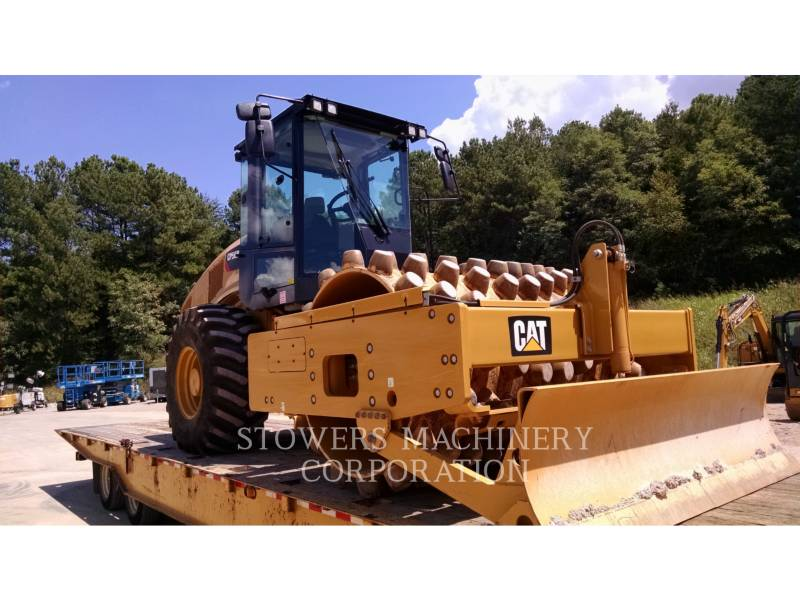 CATERPILLAR SKID STEER LOADERS CP56B equipment  photo 3