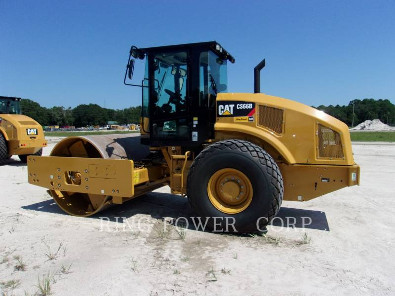 CATERPILLAR ROLO COMPACTADOR DE ASFALTO DUPLO TANDEM CS66BCAB equipment  photo 3