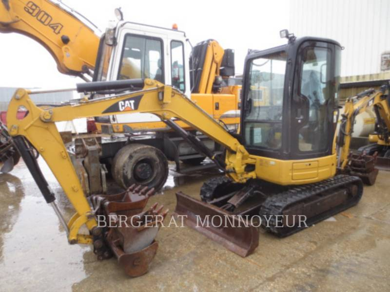 CATERPILLAR ESCAVATORI CINGOLATI 303C CR equipment  photo 10
