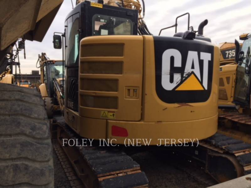 CATERPILLAR KETTEN-HYDRAULIKBAGGER 314ELCR TC equipment  photo 3