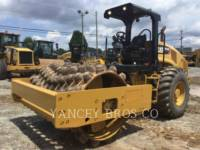 Equipment photo CATERPILLAR CP54B EINZELVIBRATIONSWALZE, BANDAGE 1