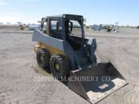 JOHN DEERE CHARGEURS COMPACTS RIGIDES 318E equipment  photo 1