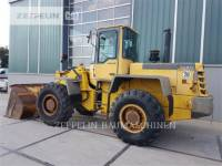 KOMATSU LTD. PALE GOMMATE/PALE GOMMATE MULTIUSO WA270-3 equipment  photo 4