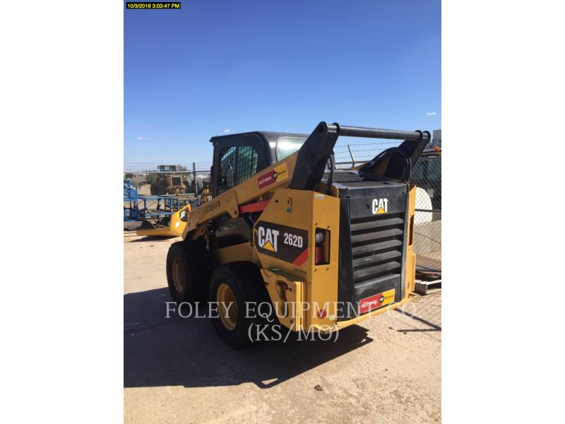 CATERPILLAR SKID STEER LOADERS 262DSTD2CA equipment  photo 3