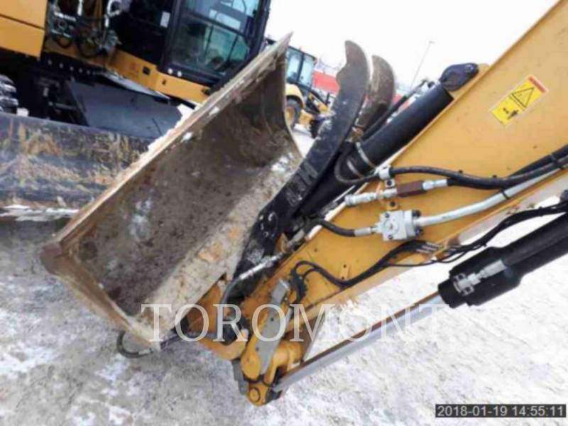 CATERPILLAR PELLES SUR CHAINES M314F equipment  photo 5