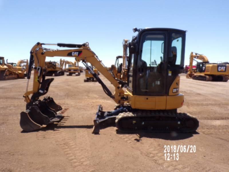 CATERPILLAR ESCAVATORI CINGOLATI 303ECR equipment  photo 2