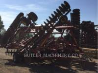 Equipment photo MISCELLANEOUS MFGRS SF1544-45 AG TILLAGE EQUIPMENT 1