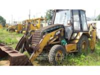 Equipment photo CATERPILLAR 424B CHARGEUSES-PELLETEUSES 1