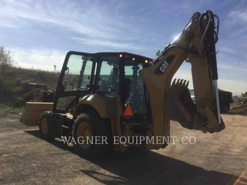 CATERPILLAR RETROEXCAVADORAS CARGADORAS 420F2 4WDE equipment  photo 4