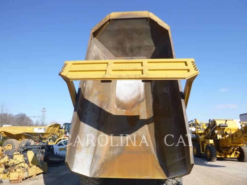 CATERPILLAR アーティキュレートトラック 740B WT equipment  photo 3