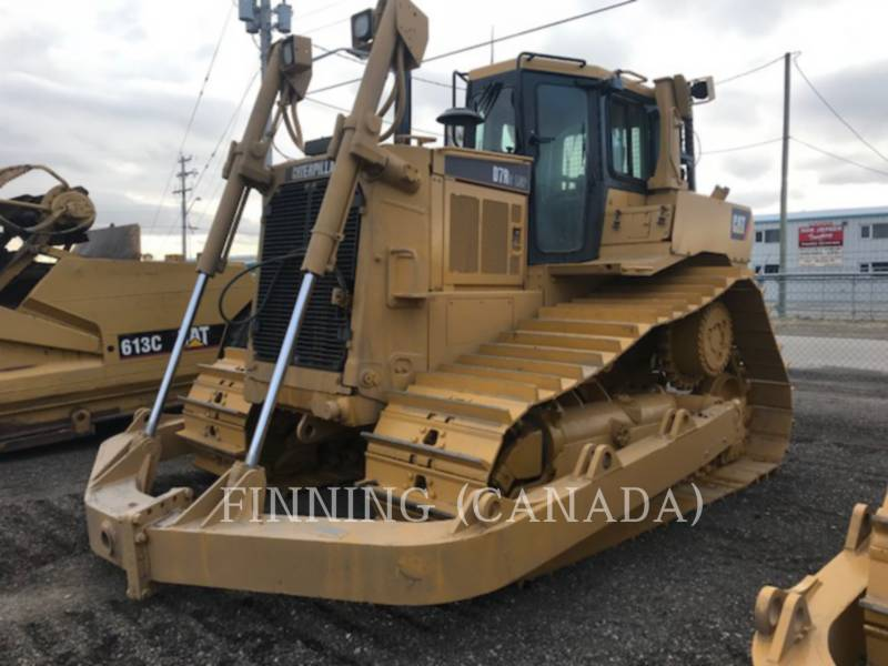 CATERPILLAR TRACK TYPE TRACTORS D7RIILGP equipment  photo 1
