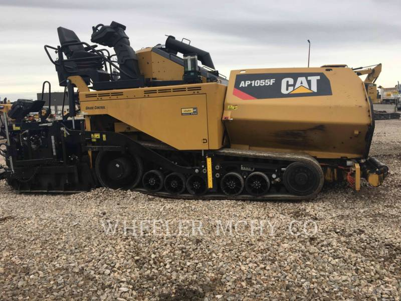 CATERPILLAR SCHWARZDECKENFERTIGER AP1055F equipment  photo 2