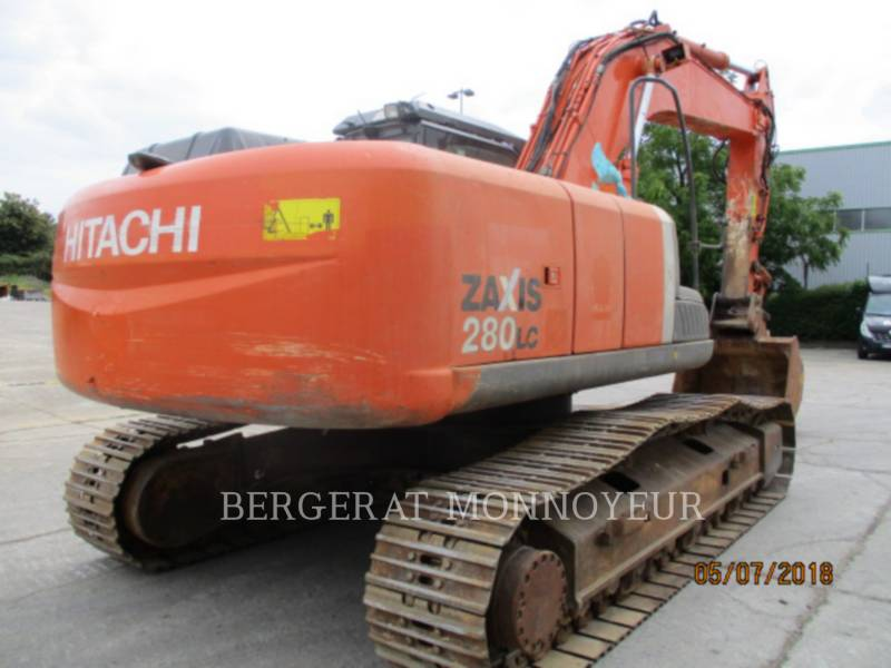 HITACHI TRACK EXCAVATORS ZX280LC equipment  photo 8