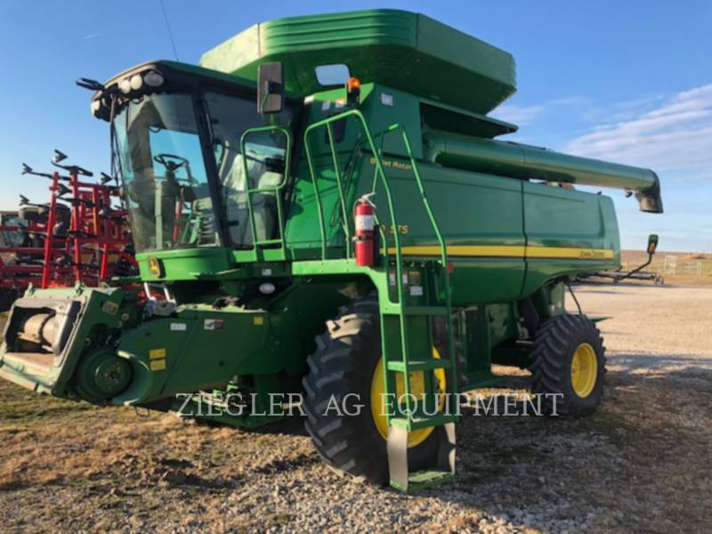 DEERE & CO. COMBINADOS 9670STS equipment  photo 1