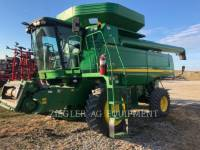 Equipment photo DEERE & CO. 9670STS COMBINÉS 1