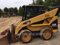 CATERPILLAR MINICARGADORAS 262B equipment  photo 4
