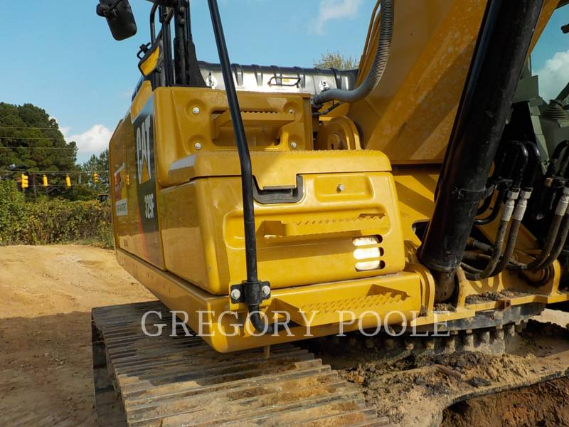 CATERPILLAR PELLES SUR CHAINES 329F L equipment  photo 6