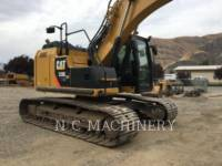 CATERPILLAR EXCAVADORAS DE CADENAS 320E LRR equipment  photo 1