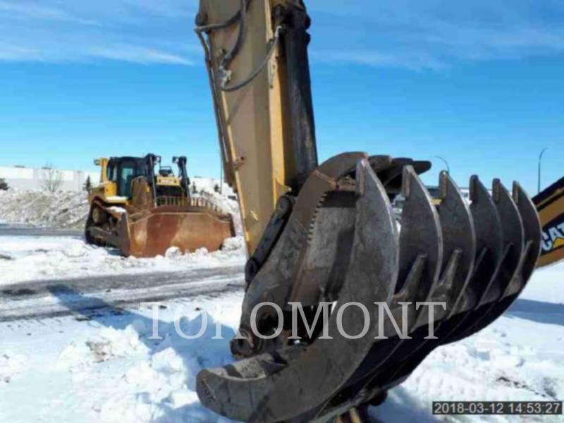 DEERE & CO. TRACK EXCAVATORS 270C equipment  photo 5