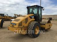 CATERPILLAR COMPATTATORE A SINGOLO TAMBURO VIBRANTE LISCIO CS56 equipment  photo 5