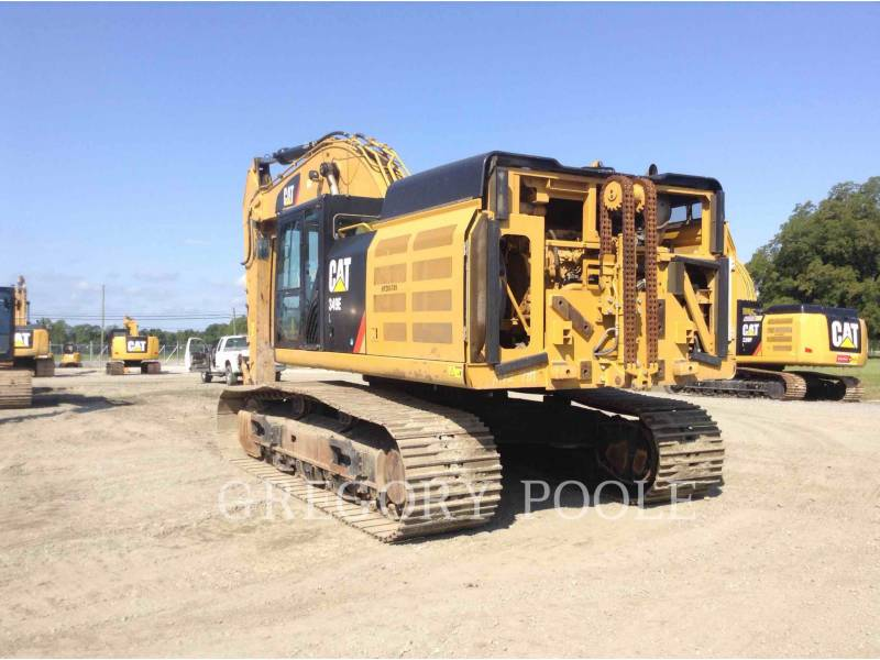 CATERPILLAR トラック油圧ショベル 349E L equipment  photo 2