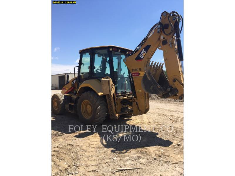 CATERPILLAR バックホーローダ 416F2ST equipment  photo 3