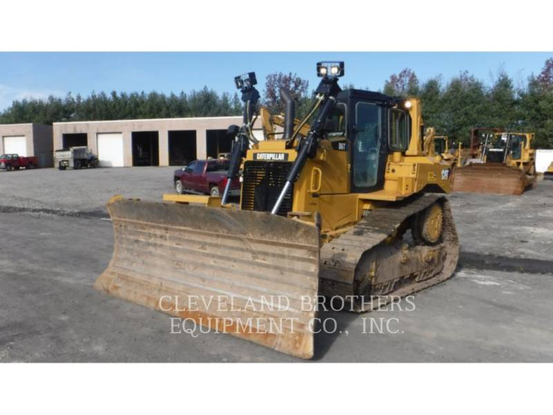 CATERPILLAR TRACTEURS SUR CHAINES D6T XL equipment  photo 2