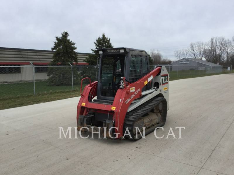 TAKEUCHI MFG. CO. LTD. MULTI TERRAIN LOADERS TL10 equipment  photo 2