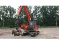 Equipment photo HITACHI ZX135US FORESTRY - HARVESTER 1
