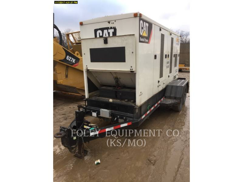 CATERPILLAR PORTABLE GENERATOR SETS XQ230 equipment  photo 3