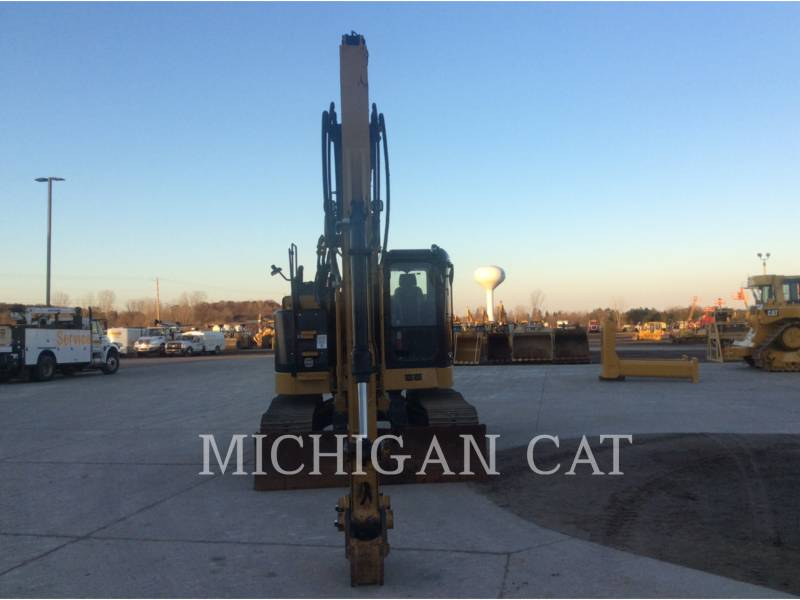 CATERPILLAR KETTEN-HYDRAULIKBAGGER 314ELCR equipment  photo 14