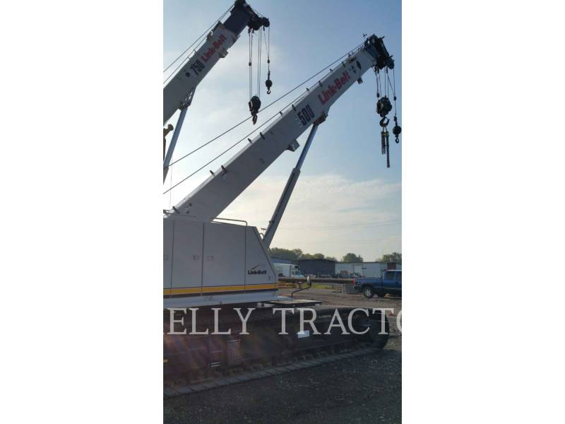 LINK-BELT CONSTRUCTION GRÚAS TCC-500 equipment  photo 4