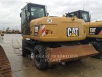 CATERPILLAR WHEEL EXCAVATORS M313D equipment  photo 8