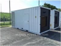 CATERPILLAR 固定式発電装置 WC175G equipment  photo 1