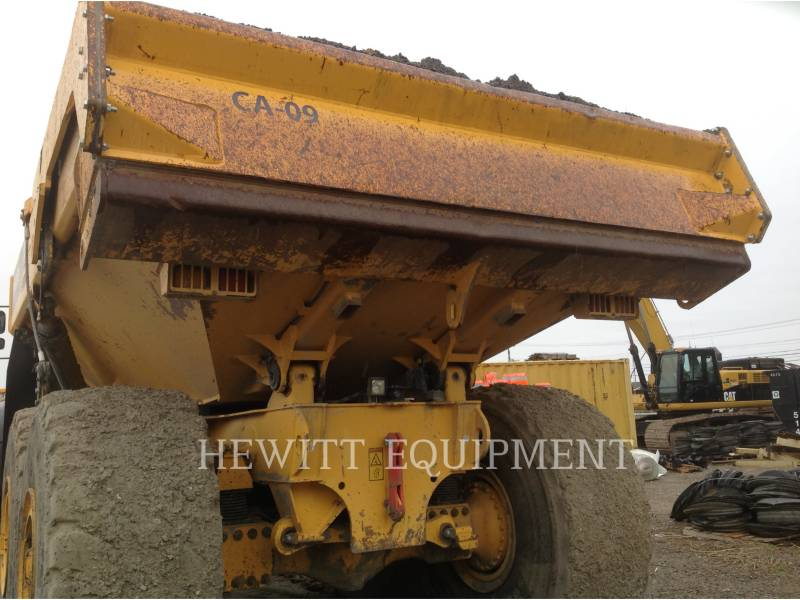 VOLVO CONSTRUCTION EQUIPMENT ARTICULATED TRUCKS A40F equipment  photo 4